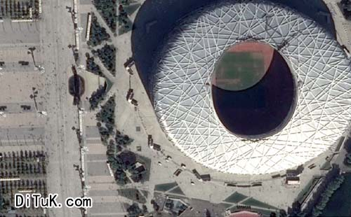 卫星影像地图