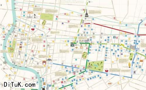 子公司分布地图制作