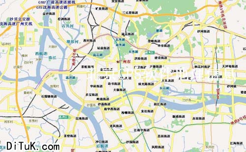 交通信息地图