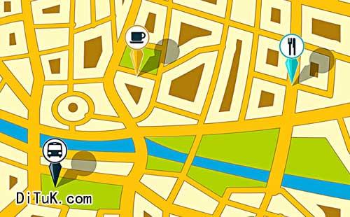 电子地图制作