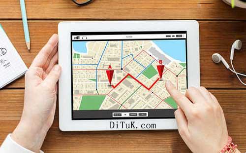 电子地图开发